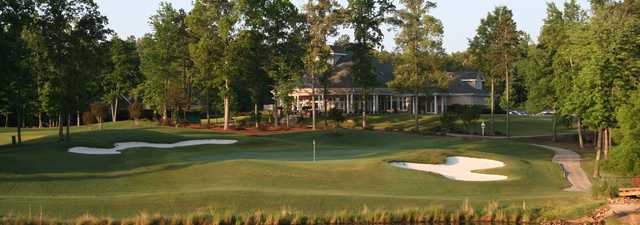 Olde Sycamore Golf Plantation: Clubhouse