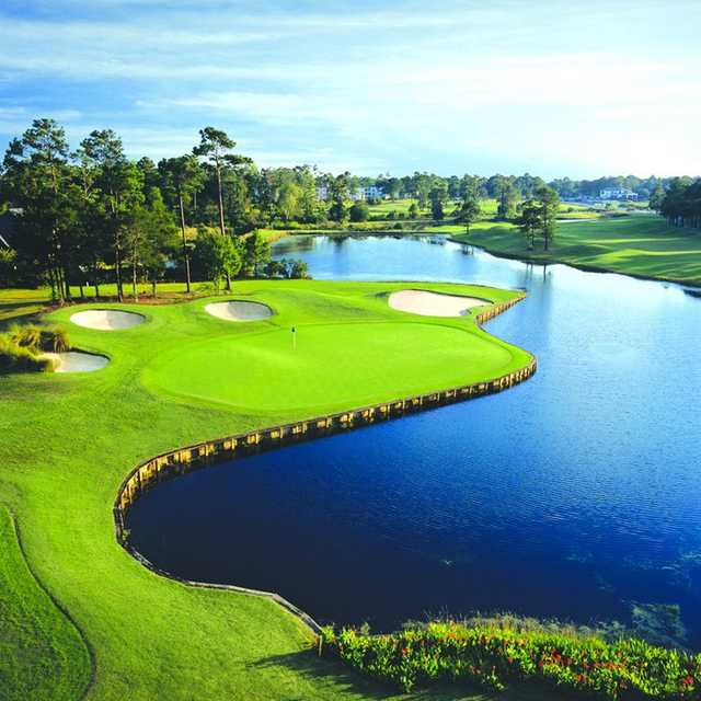 Jones At Sea Trail Golf Resort And Convention Center In