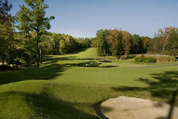Duke University Golf Club In Durham