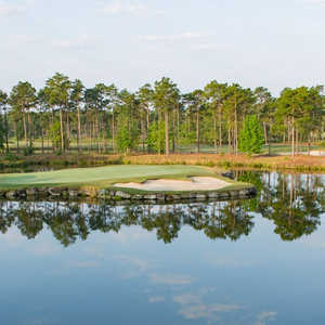 Tiger's Eye Golf Links at Ocean Ridge Plantation: #11