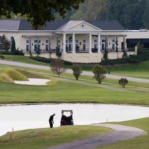 Cross Creek CC: Clubhouse