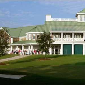 Cape Fear CC: Clubhouse