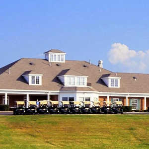 Oak Valley GC: Clubhouse