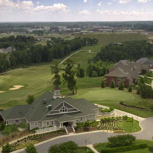 Skybrook GC: Aerial view