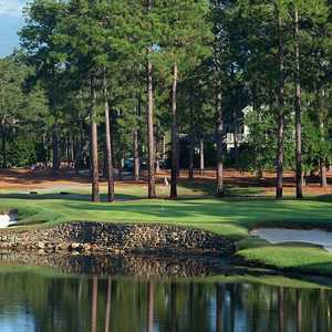 Pinehurst Resort & Country Club - No. 9: #18