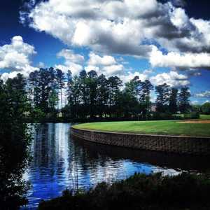 Emerald Lake GC: #14