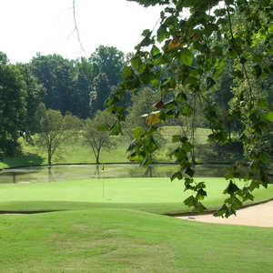 Tanglewood GC - Championship: #16