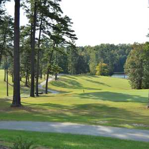 Jamestown Park GC