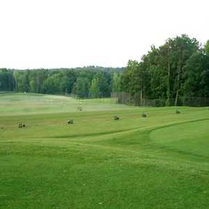 Duke University GC: driving range