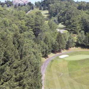 Olde Beau GC: clubhouse