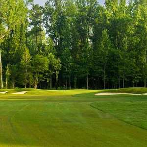 Belmont Lake GC: #1