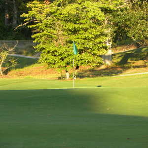 Southern Pines GC: #9