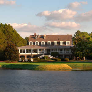 Sandpiper Bay G &amp; CC: clubhouse