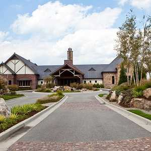 Thistle GC: clubhouse
