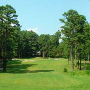 Whispering Woods GC: #16