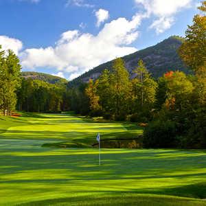 Wade Hampton Golf Course in Cashiers