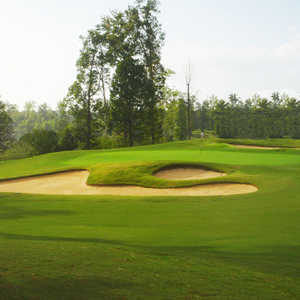 Eagle Ridge GC: #9