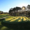 View of the 12th hole at Mid Pines Inn & Golf Club