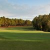 A view of hole #11 at Pines Course from Country Club of Whispering Pines.