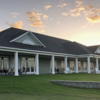 View of the clubhouse at Crystal Coast Country Club.