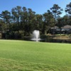 A view from Crystal Coast Country Club.