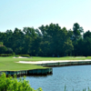 A view of a fairway from Sound Golf Links at Albemarle Plantation.