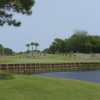 A view of hole #17 at Masonboro Golf Club