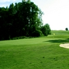 A view of green #13 at Olde Homeplace Golf Club
