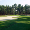A view from tee #15 at Magnolia Course from Pinewild Country Club of Pinehurst