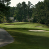 A view from fairway #8 at Hope Valley Country Club
