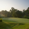 A view of a green at Treyburn Country Club