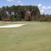 A view of the 1st fairway at Pinecrest Country Club