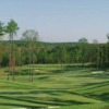 A view of fairway #14 from The Golf Club at Chapel Ridge.