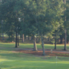 A view of a green at Wendell Country Club