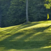 A view of a hole at Meadowbrook Country Club