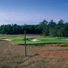 5th green on the Heron Nine at Carolina National Golf Club