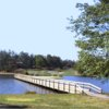 Looking back at tee #11 and green #10 from 7 Lakes Golf Club