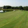 A view of the renovated greens at Riverwood Golf Club