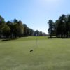 A view of a green from Sound Golf Links at Albemarle Plantation