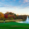 A fall view from Starmount Forest Country Club