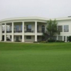 A view of the clubhouse at Emerywood Golf Course
