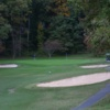 A view of green #6 at Pennrose Park Country Club