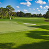 A view of a green at Castle Bay Country Club