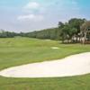A view from Oak Island Golf Club
