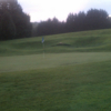 A view of a green at Orchard Trace Golf Club