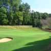 A view of the 12th hole at Reynolds Course from Tanglewood Golf Club