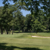 A view of a hole at Dye Course from Sedgefield Country Club