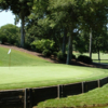 A view of a green at Dye Course from Sedgefield Country Club