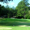 A view of a hole at Woodlake Country Club