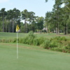 A view of a hole at Rivers Edge Golf Course